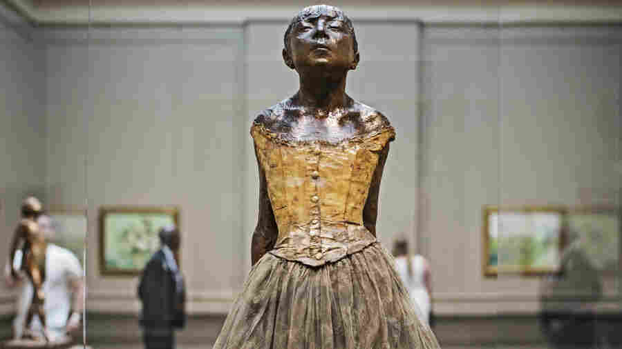 'Little Dancer' Brings Us To See The Person Behind The Famous Degas Sculpture