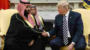 Opinion: Trump's Saudi Statement Is A Moral Abdication And Strategic Failure