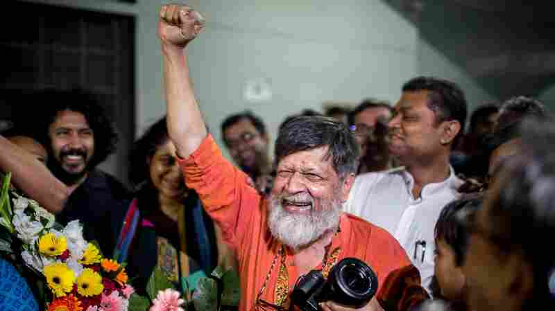 Bangladeshi Photojournalist And Activist Freed After 107 Days In Prison