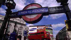 Mind The Junk Food: London To Ban Ads For Unhealthy Eats On Public Transportation