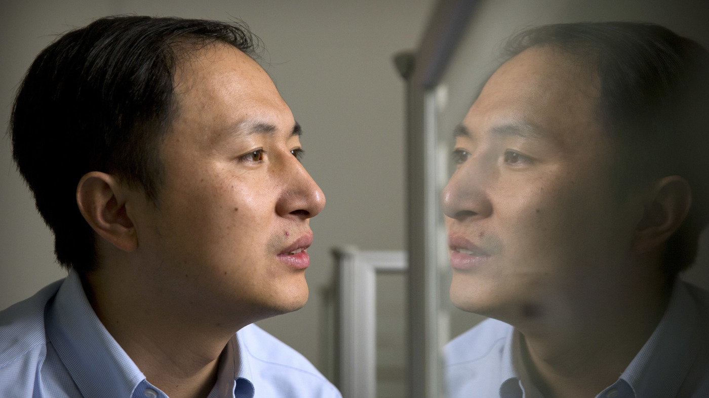 ddc26d479 Chinese Scientist Says He's First To Create Genetically Modified Babies  Using CRISPR