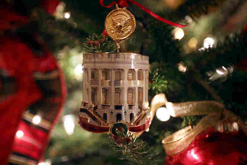 White House reveals 2018 Christmas decorations