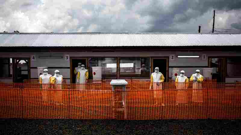 Ebola Treatment Trials Launched In Democratic Republic Of The Congo Amid Outbreak