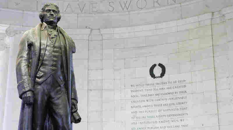 A Founding Contradiction: Thomas Jefferson's Stance On Slavery
