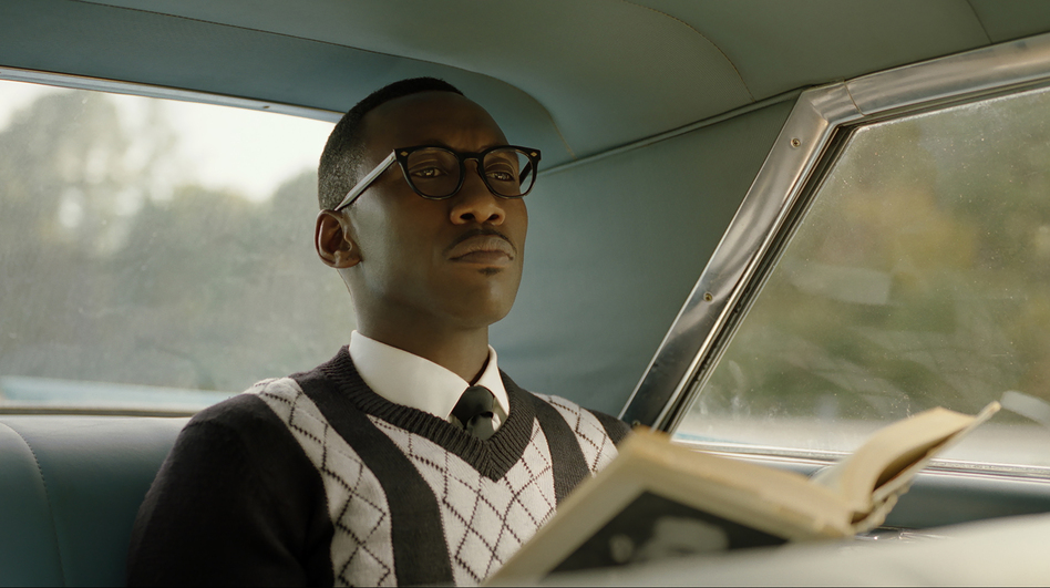 Mahershala Ali as musician Donald Shirley in <em>Green Book</em>, directed by Peter Farrelly. (Universal Pictures, Participant, and DreamWorks)