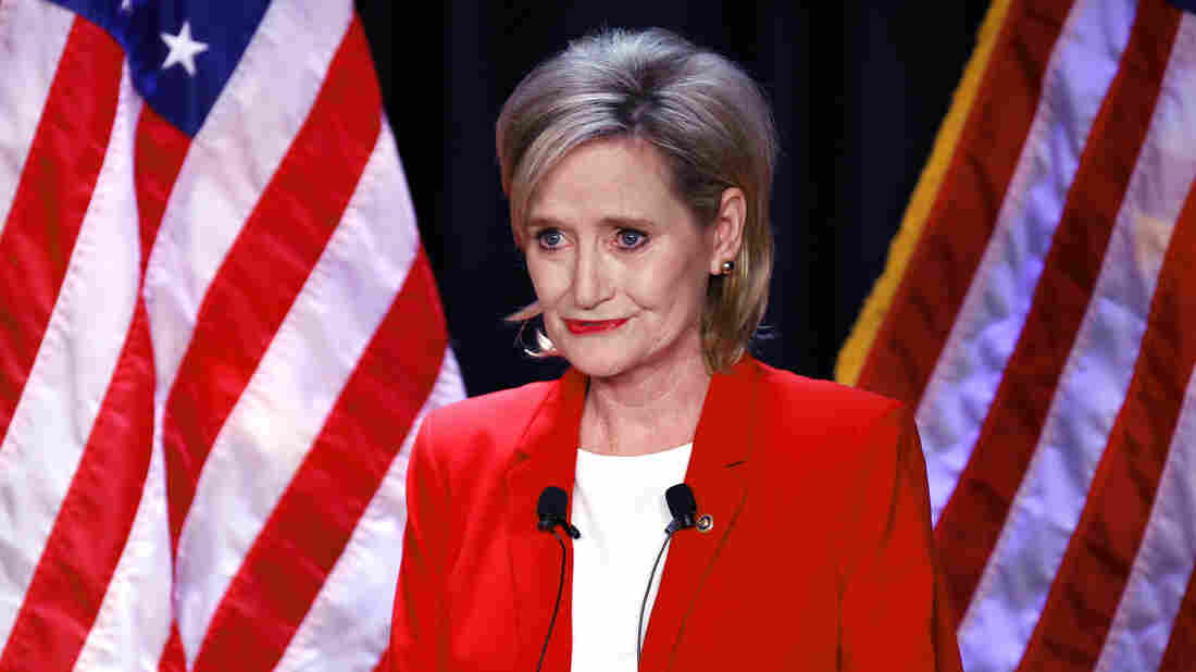 Hyde-Smith Hangs On For Senate Win In Spite Of Controversies