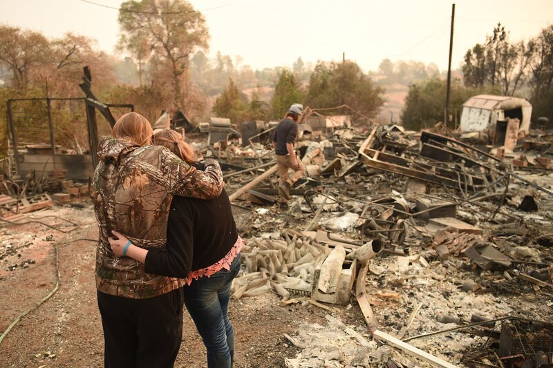 88 Dead, 158 Still Unaccounted For After Camp Fire Contained