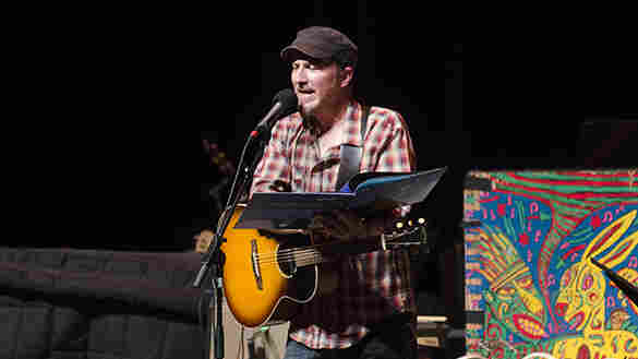 Peter Mulvey On Mountain Stage