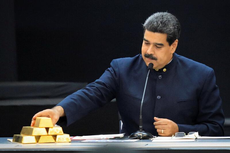 Venezuelan Scientist Offers Reality >> Venezuela Trudges Ahead With Risky Gold Rush Despite Sanctions Npr