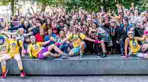Silent Discos Are Not Silent Enough, Residents Of Edinburgh Complain
