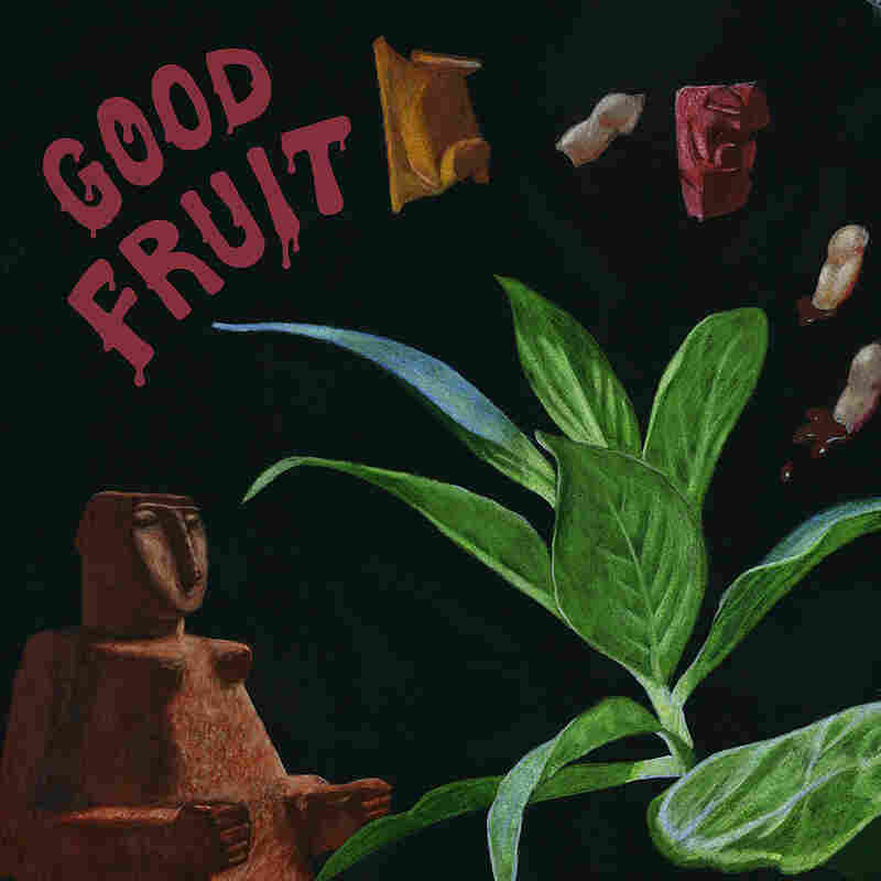 TEEN's fourth album, Good Fruit, comes out March 1, 2019 on Carpark.