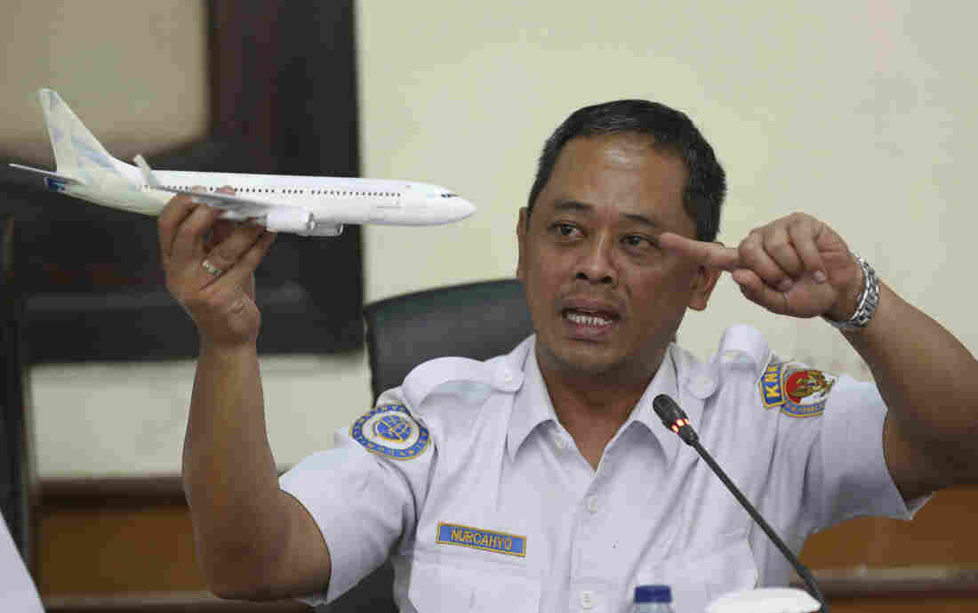 Indonesia due to release preliminary Lion Air crash report
