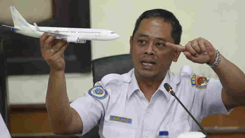 Lion Air Jet Was 'Un-Airworthy' In Lead-Up To Fatal Crash, Investigators Say