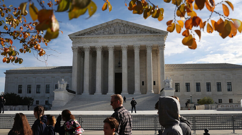 Unanimous Supreme Court Expands Scope >> Supreme Court Appears Ready To Make It Harder For States To