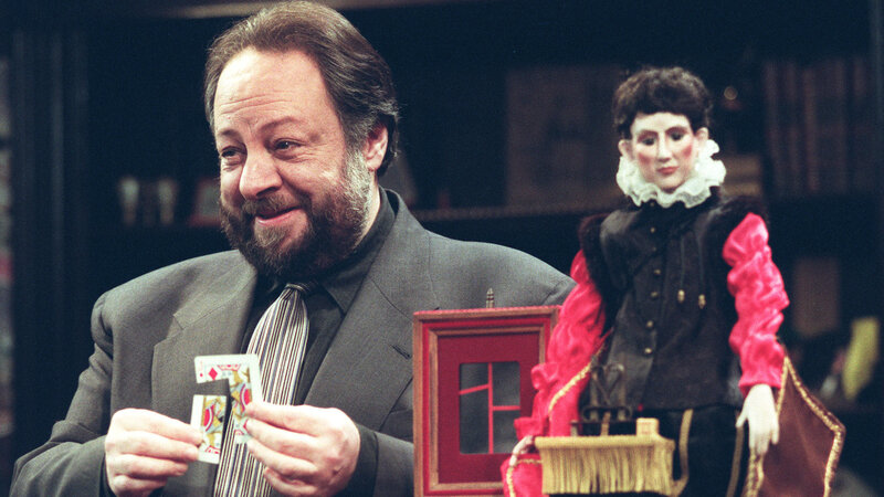 Ricky Jay Remembered — By A Former Personal Assistant : NPR