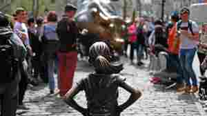 Gone Girl: Lower Manhattan 'Fearless Girl' Statue Is 'On The Move'