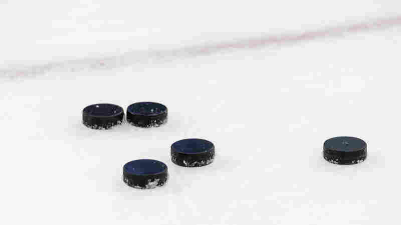 For Defense Against Active Shooters, University Hands Out Hockey Pucks