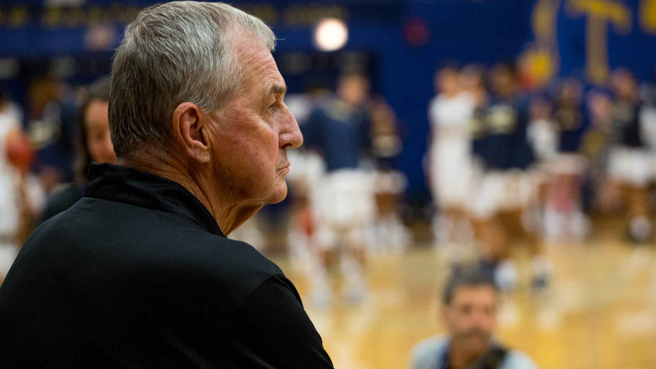 Image for 'Seduced By The Game' – Hall Of Fame Coach Returns To The Court Article