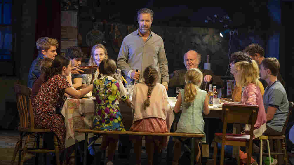 Northern Ireland's Troubled Past Surfaces In Family Drama 'The Ferryman'