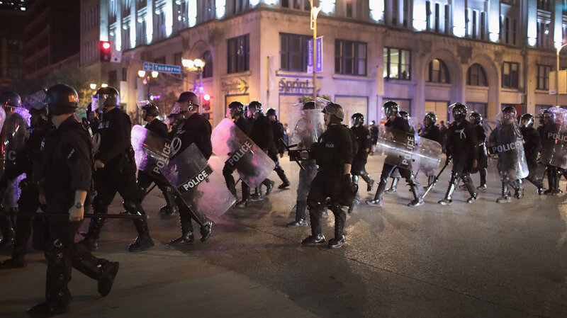 St  Louis Police Officers Indicted In Beating Of An