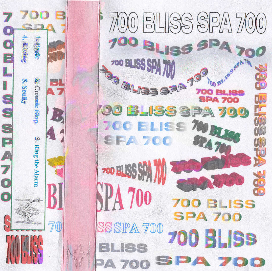 700 Bliss, Spa 700