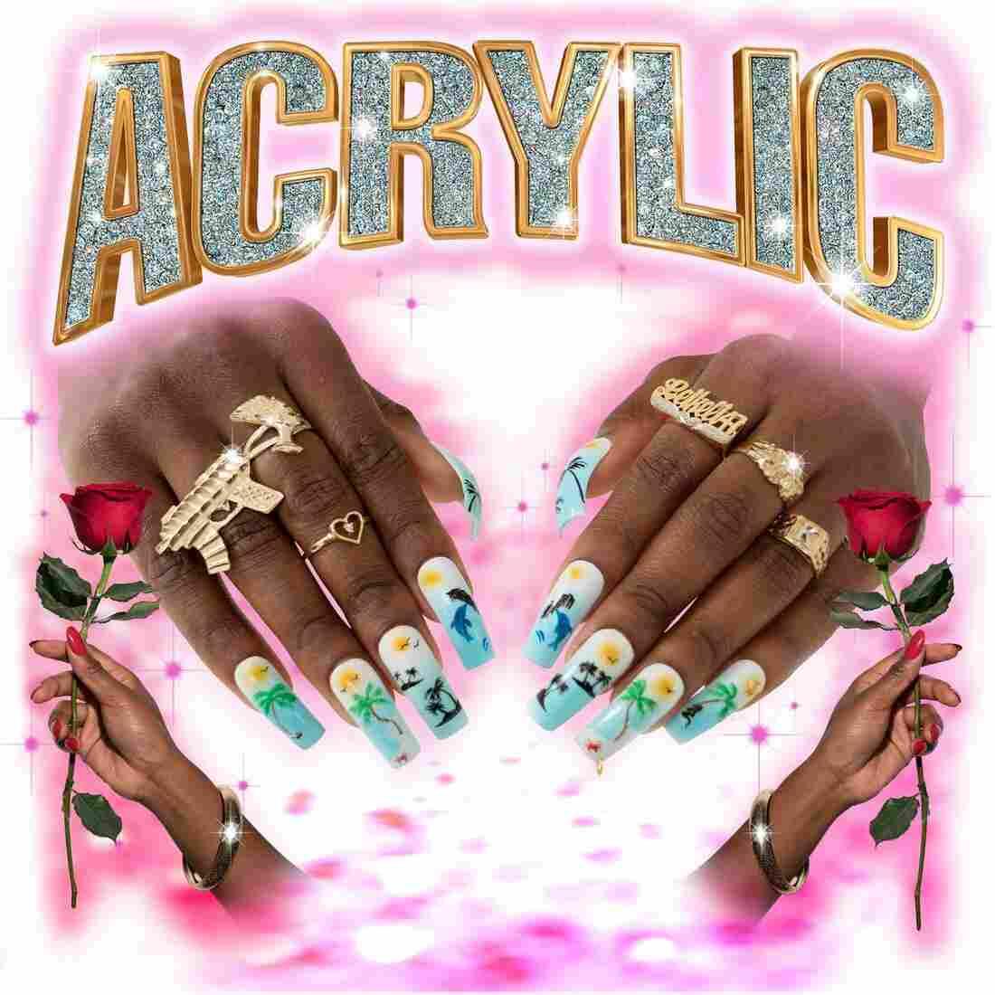 Leikeli47, Acrylic