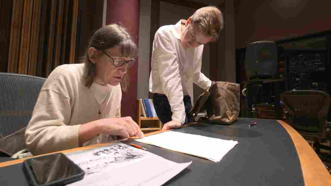 University Of Michigan Ensemble 'Gives A Voice' To Nazi Prisoners Through Unearthed Music