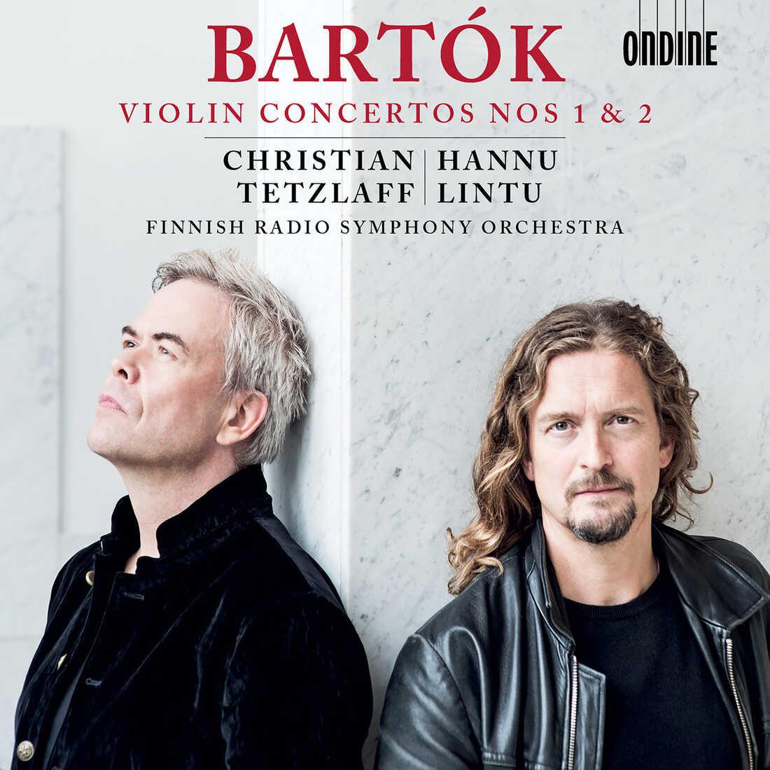 Christian Tetzlaff, Bartok, Violin Concertos