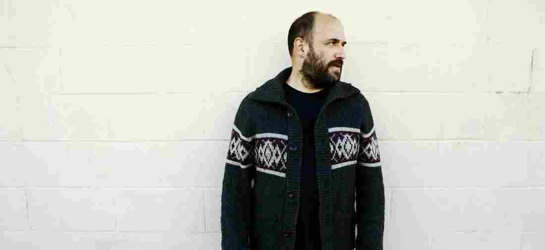 "David Bazan's cover of Now, Now's ""Thread"" appears on volume eight of Kevin Devine's Devinyl Splits serie"
