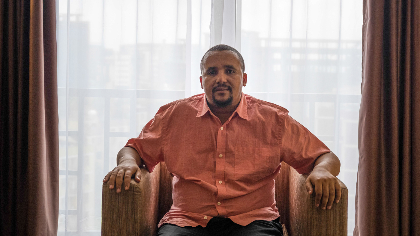 How An Exiled Activist In Minnesota Helped Spur Big Political Changes In Ethiopia