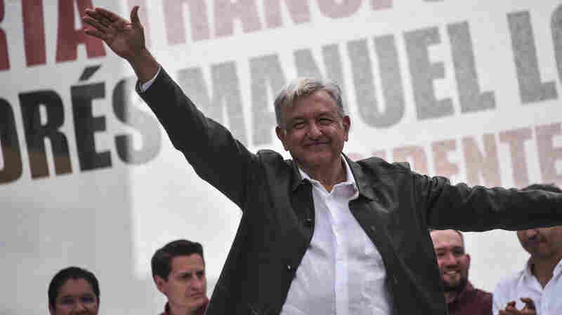 Mexico's New Populist President Takes Office On Saturday
