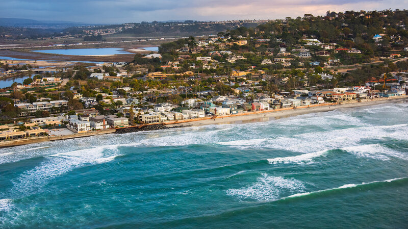 Retreat Is Not An Option As A California Beach Town Plans For Rising Seas