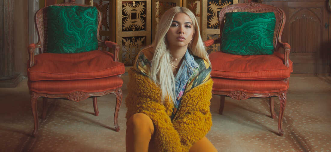 Hayley Kiyoko's debut album, Expectations, is out now