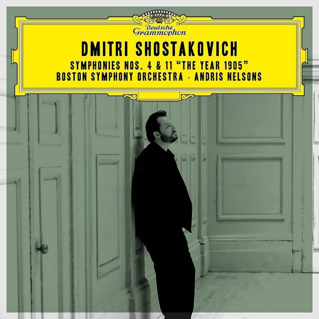 Boston Symphony Orchestra & Andris Nelsons, Shostakovich, Symphonies Nos. 4 & 11