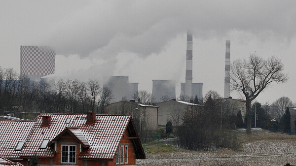 A power plant near Katowice, Poland, the host city for a major global climate conference that began on Dec. 2, 2018. It is the most important climate meeting since the 2015 Paris climate agreement was signed.