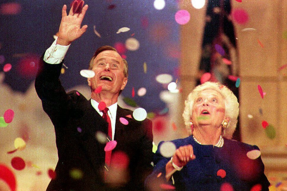 What We All Forget (If We Ever Knew) About The Political Career of Bush 41