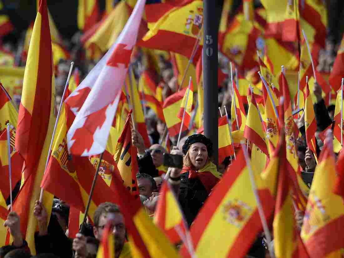 Far-right party wins seats in Spanish region in electoral first