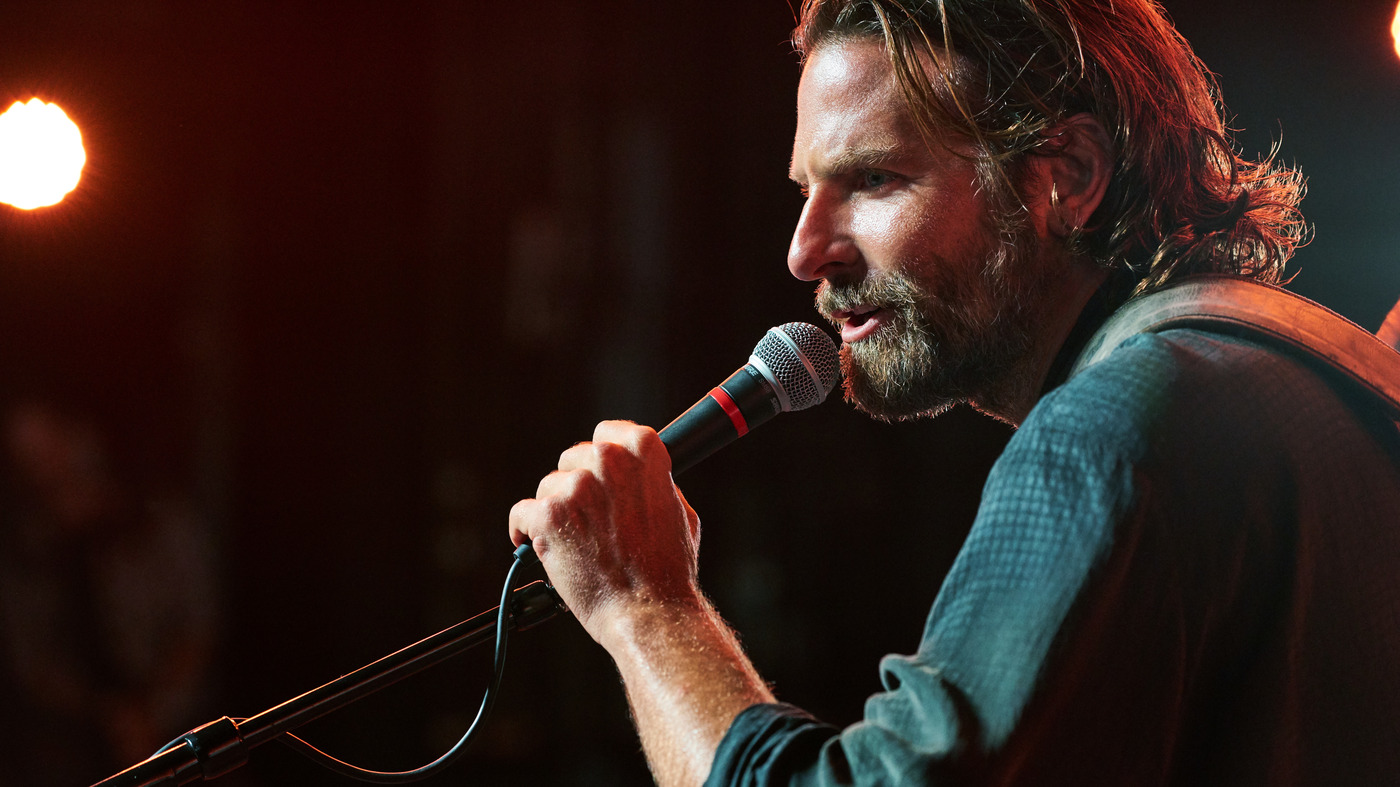 Bradley Cooper Learned To Sing Direct And Talk Deeply For A Star Is Born Npr