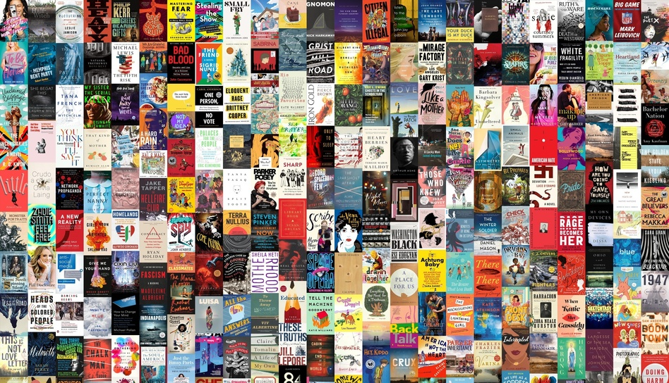 "<strong><a href=""https://apps.npr.org/best-books-2018/"">Click here to browse more than 300 recommended titles in NPR's 2018 Book Concierge.</a></strong> (NPR)"