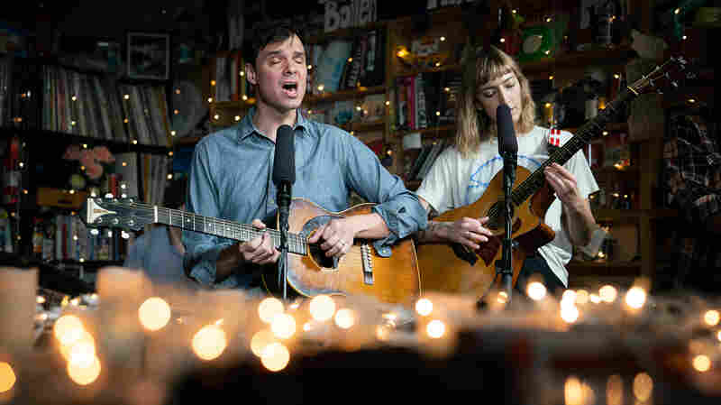 Dirty Projectors: Tiny Desk Concert