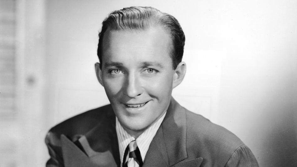 Portrait of Bing Crosby circa 1945. <em>Swinging on a Star</em>, written by jazz and film critic Gary Giddins, is out now.