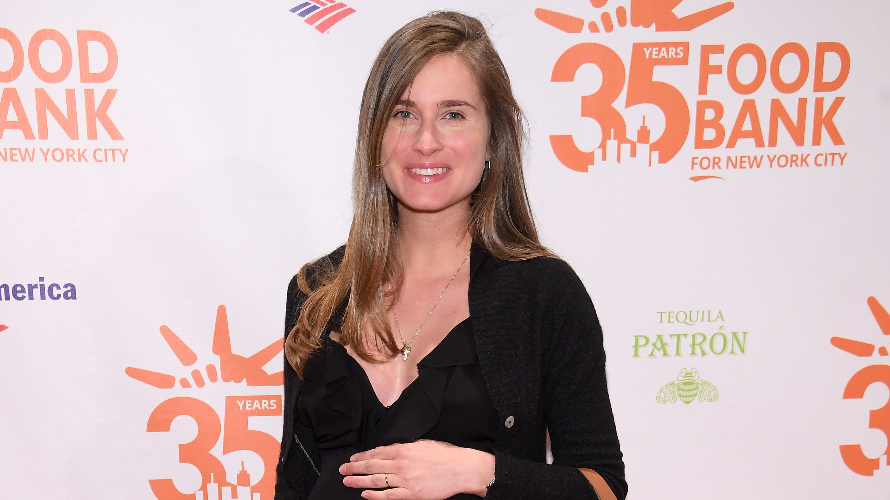 Lauren Bush Lauren, the founder of FEED, at the Food Bank for New York City's Can Do Awards Dinner in April. (Dimitrios Kambouris/Getty Images)