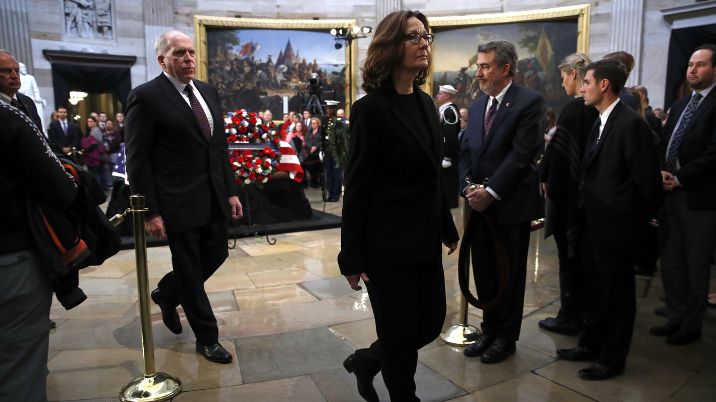 CIA Director Gina Haspel To Brief Senators On Jamal Khashoggi Killing