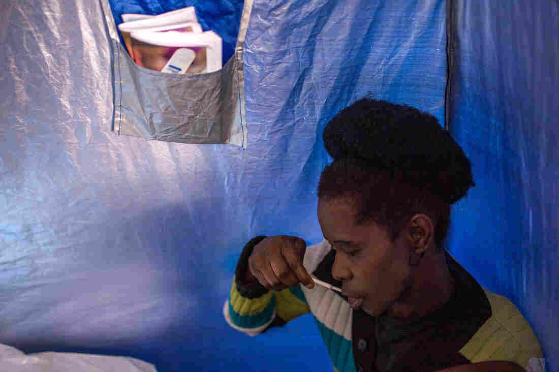 UNAIDS Report: 9 Million Are Likely HIV Positive And Don't Know It