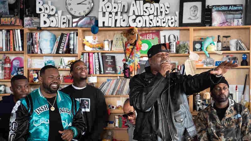 Wu-Tang Clan: Tiny Desk Concert