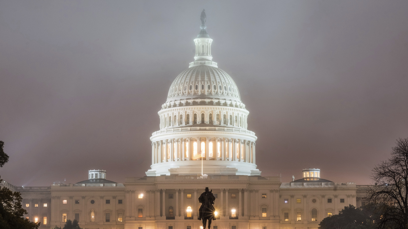 photo image Congress Punts Shutdown Fight Deep Into December