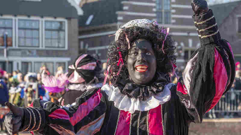 A Dutch Holiday Tradition: Protesting A Christmas Character In Blackface