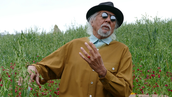 This episode of Jazz Night in America features tenor saxophonist Charles Lloyd.