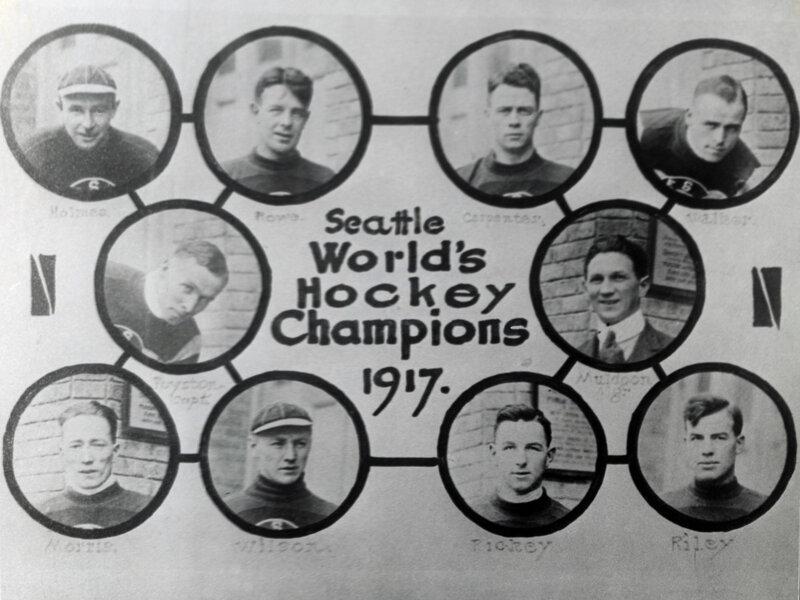 Seattle Hockey Team Wins Approval From NHL   NPR b9fd68cf4