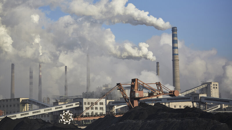 Carbon Dioxide Emissions Climb Again, Heating Up Earth's